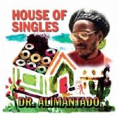 SALE ITEM - Dr Alimantado - House Of Singles (Keyman Records) LP